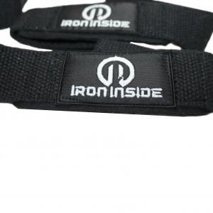 Фитили за лост / IRONINSIDE - представляват платнен ремък с ширина 4 см, който спортистите увиват около китките си за засилване на хвата си