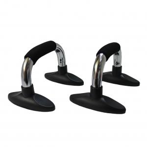Метални стойки за лицеви опори / IRONINSIDE - перфектен вариант за една качествена тренировка за гръдните мускули. Стойки за лицеви опори
