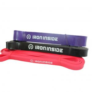 Ластични ленти затворен кръг / IRONINSIDE е аксесоарът, който може да подобри тренировката Ви, както на площадката, така и в домашни условия.