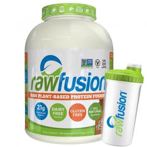 SAN RAW Fusion е протеин единствено и само от растителен произход. Създаден с една цел а именно да удовлетвори на 100% необходимостите от гледна точка на белтъчини и аминокиселини на вегетарианци и вегани.