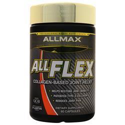 ALLFLEX Joint Relief на Канадската фирма ALLMAX e xpaнитeлнa дoбaвĸa, пpeднaзнaчeнa зa oблeĸчaвaнe и възcтaнoвявaнe на ставите.