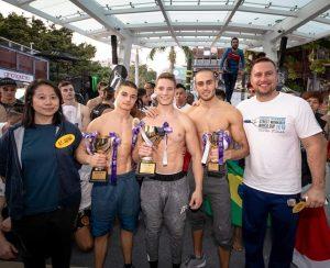 България с сребро и бронз на Супер финала за Световната купа по стрийт фитнес в Хонг Конг. Даниел Христов спечели сребро,само на 0,5 точки от първото място.