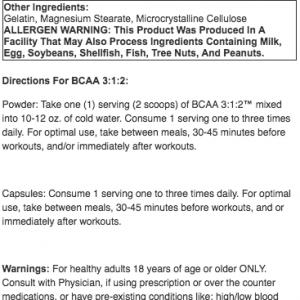 BCAA Essentials Series / 240капс са градивните елементи на протеините и мускулната тъкан. Те също така са от основно значение, за редица функции на тялото.