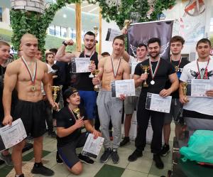 За първи път в България беше организирано стрийт уоркаут състезание под егидата на европейската програма Еразъм, с невероятно представяне на нашите атлети!