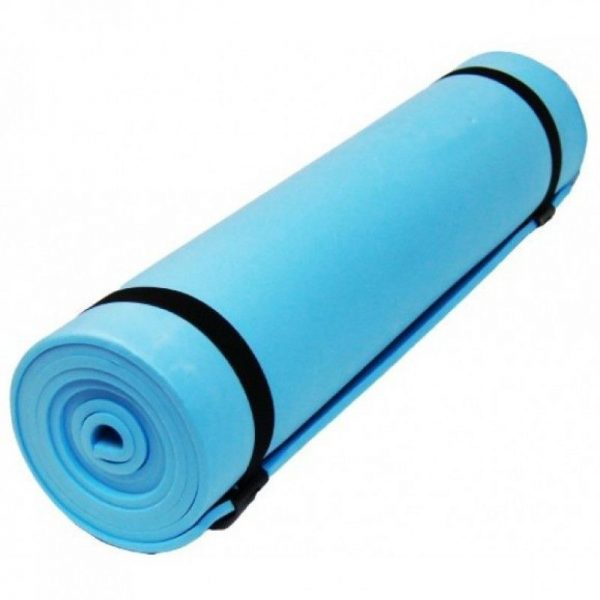 Постелка за йога 100% EPS е предназначена за физически упражнения на земя и йога. Постелката е изработена от 100% EPS, висококачествена материя