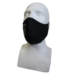 Предпазна маска / IRONINSIDE - новата маска е перфектно изработена съсспециална формапозволяващаплътното прилепване към лицето.