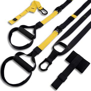 Тренировъчен мултитренажор с ленти е един от най-популярните аксесоари за тренировка, който нашумя последните години. Удобен за тренировки в домашни условия