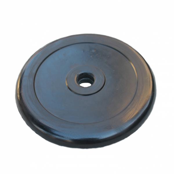 Дискове с гумено покритие ф30– гумирани дискове, изцяло съвместими с лост за дъмбел, който предлагаме. Дисковете са покрити с висококачествен каучук