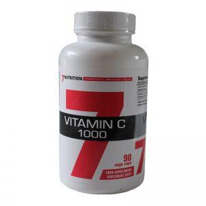 Vitamin C 1000mg / 90 caps е не просто добър антиоксидант. Това витамин, който е от изключително важно значение за имунната система. Витамин Ц 1000мг