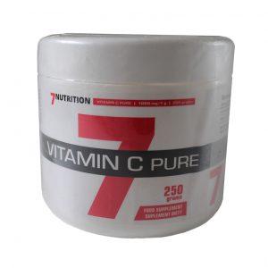 Vitamin C Powder / 250grе не просто добър антиоксидант. Това е витамин, който е от изключително важно значение за имунната система. Витамин Ц на прах.