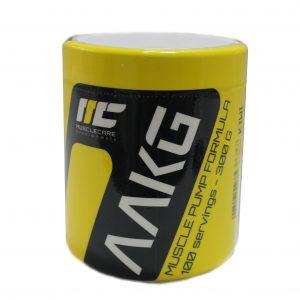 AAKG Powder 300гр / 100 дози е съединение на аминокиселината Аргинин с Алфа-Кетоглутарат. По-добър приток на кръв, което води до по-добро напомпване.