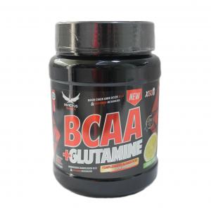 BCAA + Glutamine 8:1:1 / 500гр - изключително съдържание на Леуцин в доза, както и допълнително добавен Глутамин за още по-добро възстановяване