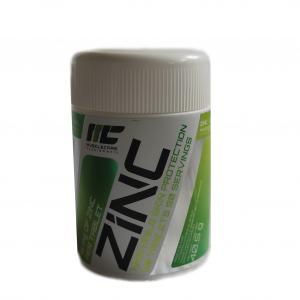 Zinc MuscleCare / 90 таб - най-важният минерал за човешкото тяло. Подпомага имунната система, мощен антиоксидант, подкрепя здравето на черния дроб и др