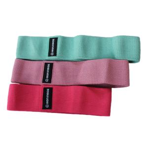 Текстилни ластици за бедра / IRONINSIDE – комплектът от 3 броя ластици за тренировка на IRONINSIDE санай-добрата покупка, която можете да направите.