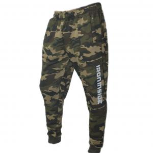 Спортно долнище Green Camo / Limited – Отново фирмата за спортни облекла IRONINSIDE доминира със своята серия (Camo / Limited).