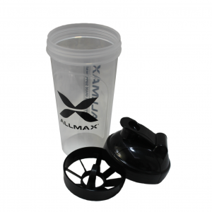 Шейкър на фирмата ALLMAX е този, с който можете да изпиете протеина си навсякъде, без вариант да пропусне течността, спортни шейкъри и бутилки