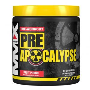 Pre Apocalypse 50 дози / MuscleMaxx иновативен предтренировъчен продукт, който съдържа всичко, за да изцедите максимума от тренировката си.