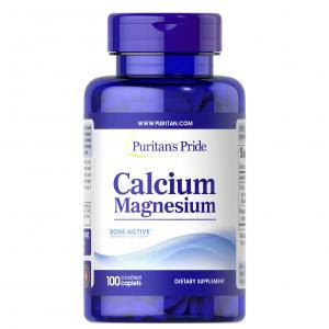 Хелатиран Calcium Magnesium / 100тб - Физическата активност е основен фактор и отражение за здравето ни. Живей здравословно