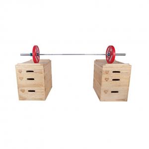 Wooden jumping set / Комплект дървени кутии за скачане са идеалният вариант за една комплексна тренировка.