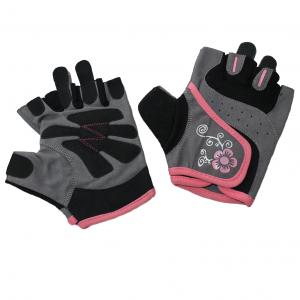 Фитнес ръкавици дамски на цветя / SZ Sport – удобни, стилни и качествени. Ще покрият нуждите на всяка жена решила да се занимава със спорт