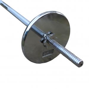 Метален диск ф25 / Хромиран Ф25 – метални дискове, изцяло съвместими с лоста за тренировки Ф25, който предлагаме.