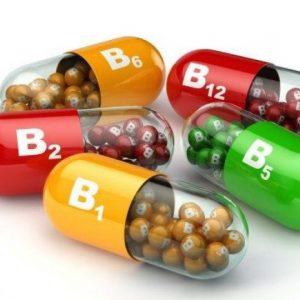 Витамини от групата В
