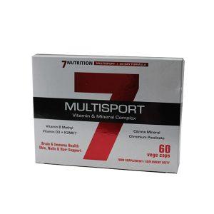 Витамини Multysport Vitamin&Mineral complex / 60 капс - един от висококачествените продукти, щом се отнася за мултивитамини и минерали.