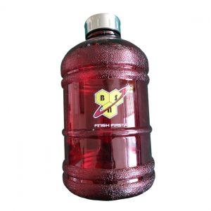 Спортна бутилка BSN / 1.9лтр - Изработена от изключително качествена пластмаса и удобна капачка за прием на течностите, спортната бутилка BSN