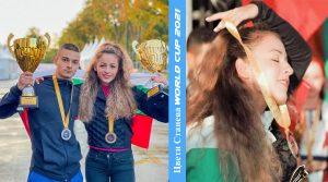 Цвети Станева за Световното в Москва 2021 - всичко за състезанието от Световната шампионка с подробости в www.streetfit.bg
